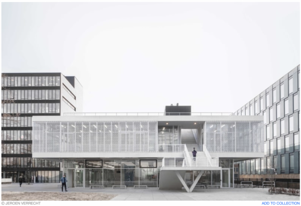 Start of academic school year goes with publications on Expansion Rietveld Academie and Sandberg Instituut